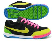 Love Bright Nike 6.0s Super Comphy and fun !!