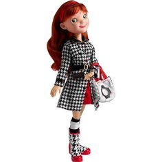 LittleMissMatched Fashion Doll - The Uptown Girl  - Tonner Doll Company -  Fashion Dolls - FAO Schwarz®