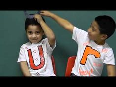 Bossy R video...too funny and cute!  My kids love it.