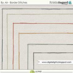 Hand-selected designer freebies for digital scrapbooking