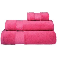 John Robshaw Pink Kalan Bath Sheet ($75) ❤ liked on Polyvore featuring home, bed & bath, bath, bath towels, john robshaw, plush bath towels and pink bath towels