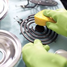 How to Clean the Stove Top | Martha Stewart