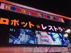 Robot Restaurant Robot Restaurant, Broadway Shows, Japan, Okinawa Japan, Broadway Plays, Japanese Dishes