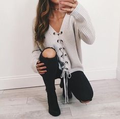Best Winter Fashion Outfits Part 2 Mode Outfits, Casual Outfits, Fashion Outfits, Womens Fashion, Fashion Clothes, Fall Winter Outfits, Autumn Winter Fashion, Winter Dresses, Winter Gear