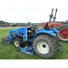 Used New Holland TC33 tractor parts - EQ-26355! Call 877-530-4430 for used tractor parts! https://www.tractorpartsasap.com/-p/EQ-26355.htm