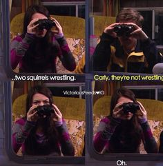 Tv Memes, Best Memes, Funny Relatable Memes, Funny Quotes, Icarly And Victorious, Cheese Whiz, The Thundermans, Nickelodeon Shows, Sam And Cat