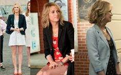 I love Kristen Wiig's hair in Bridesmaids. And the move Bridesmaids.