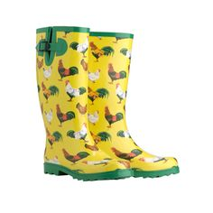 Gardener's Wellies Boots, Rain Boots | Gardener's Supply