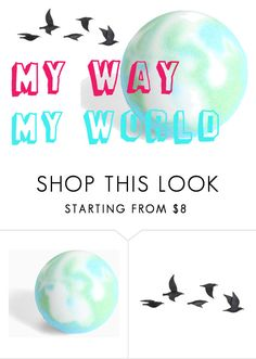 """MY WAY MY WORLD"" by mei0204 ❤ liked on Polyvore featuring Torrid and Jayson Home"