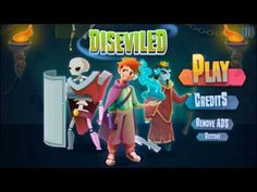 Diseviled Action Platform Game android game first look gameplay español