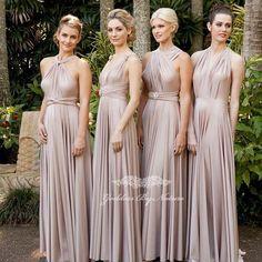 Multiway Ballgown Dress