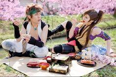 Shinpachi & Heisuke | Hakuouki Shisengumi Kitan #cosplay #game