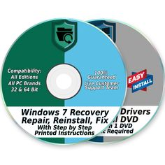 Learn how to Install Reinstall Repair Restore Recover Windows Vista Video Course