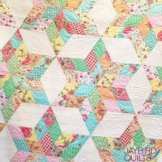 Quilts I finished in 2016 | Jaybird Quilts