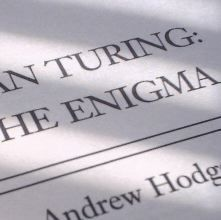 Alan Turing : the enigma : Notes by the author, Andrew Hodges | #AlanTuringYear