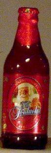 Koff Jouluolut bottle by Sinebrychoff