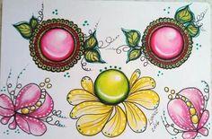 Zen gems bubble love doodle by lynne howard … Zentangle Drawings, Doodles Zentangles, Zentangle Patterns, Doodle Drawings, Tangle Doodle, Zen Doodle, Doodle Art, Gem Drawing, Love Doodles