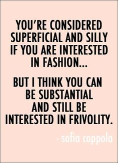 Sofia Coppola | Style Quotes | Fashion Quotes | Style Inspiration |  Personal Style Online | Fashion For Working Moms & Mompreneurs