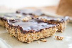 Barres céréales chocolat vegan ! La recette parfaite pour faire le plein d'énergie avant le sport