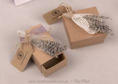Bomboniere Ideas, Small Boxes, Wedding Favors, Wedding Ideas, Soap Making, Fall Wedding, Gift Wrapping, Bows, Create