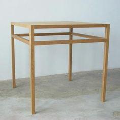Donald Judd 'Frame Table' 1968
