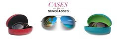 Get the best sunglass cases from here. We provide high quality sun glass cases at very reasonable prices. Go ahead and check out our latest collection of cases.