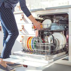 Ako vedecky naložiť umývačku, aby správne umývala Myla, Tips, Counseling