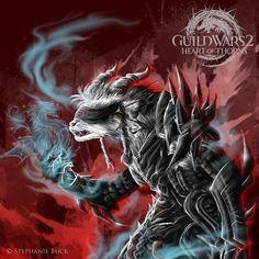 Guild Wars 2 - Revenant by Rahtschini.deviantart.com on @DeviantArt