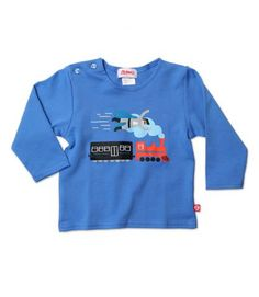 Faster Than Baby Long Sleeve Screen Tee