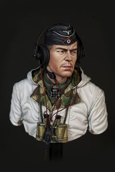 WW2 German Kingtiger Commander