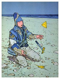 Moebius - Treasure Hunt