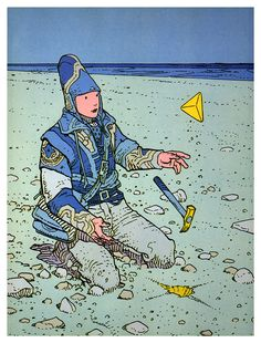 Moebius - Treasure Hunt