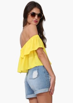 Chiquita Off The Shoulder Top | Shop for Chiquita Off The Shoulder Top Online