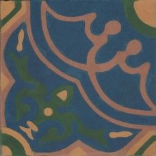 Moroccan Encaustic Cement Pattern 29f