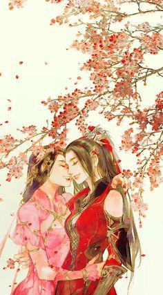 148 Best Bách hợp - Yuri - GL images in 2020 Lesbian Art, Gay Art, Yuri Anime, Anime Art, Anime Kiss, Yuri Love, Manhwa, China Art, Japanese Art