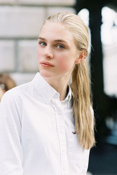 Vanessa Jackman: London Fashion Week SS 2013...Hedvig