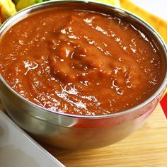 Give our Tomato Honey Mustard recipe a try! It's easy and delicious! Perfect sauce to add on a grilled chicken sandwich or as a dip for carrots and celery or chicken fingers!  Ingredients:  1 can of Dei Fratelli Sloppy Joe Sauce 2 Tbsp. Chinese Mustard 2 Tbsp. Clover Honey  Preparation: Combine all the ingredients well.  #Recipe #Tomato #HoneyMustard #Mustard #DippingSauce #Sauce #Saucy #Chicken #ChickenFingers #Veggies #Snack #SnackTime #Hungry #Food