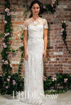 Jenny Packham - Fall 2016. Wedding dress by Jenny Packham