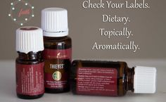 How to Read Your Essential Oil Label