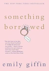 Excellent book! books, griffin, something borrowed, worth read, book worth, favorit book, movi, book clubs, book series