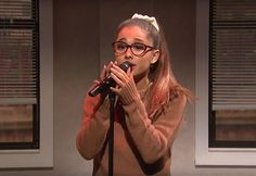 Ariana Grande Amazing Impressions – She Did It Again
