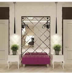 Awesome Large Wall Mirror Decor Ideas Decorating With Large Wall Mirrors Awesome Large Wall Mirror Decor Ideas. Wall mirrors can give a modern look and feel to any area when hung in strateg… White Wall Mirrors, Rustic Wall Mirrors, Round Wall Mirror, Decorative Wall Mirrors, Wall Mirror Ideas, Mirror Walls, Large Mirrors, Mirror Collage, Mirror Art