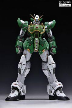 Custom Build: MG 1/100 Altron Gundam EW - Gundam Kits Collection News and Reviews