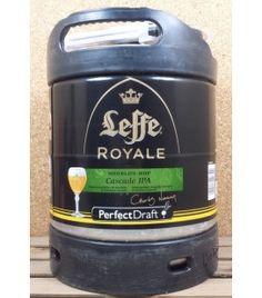Leffe Royale Cascade IPA 6 L Keg Perfect Draft