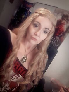 #Cersei #makeup #cosplay #wig #gameofthrones