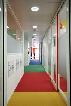 Home Office Transformation! Corporate Office Design, Modern Office Design, Office Furniture Design, Corporate Interiors, Office Interior Design, Office Interiors, Contemporary Apartment, Contemporary Office, Floor Design