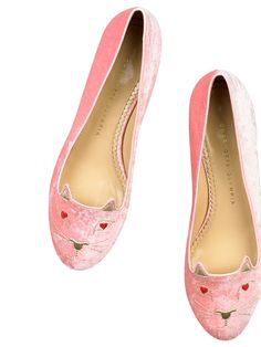 Charlotte Olympia Launches Kitty