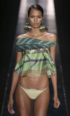 Неделя моды в Бразилии