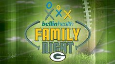 Mark your calendar: Packers Family Night at Lambeau Field set for Saturday, August 8th