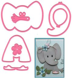 Marianne - Collectables Die - Eline's Elephant,$18.99